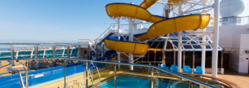 Costa aqua deck